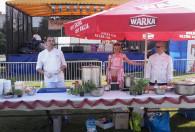 Mistrz kuchni Jan Kuroń z żoną